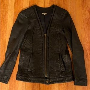 WAYNE leather jacket